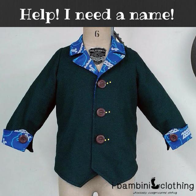 Help! I need a name!