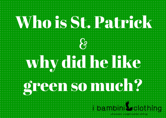 Who is St. Patrick