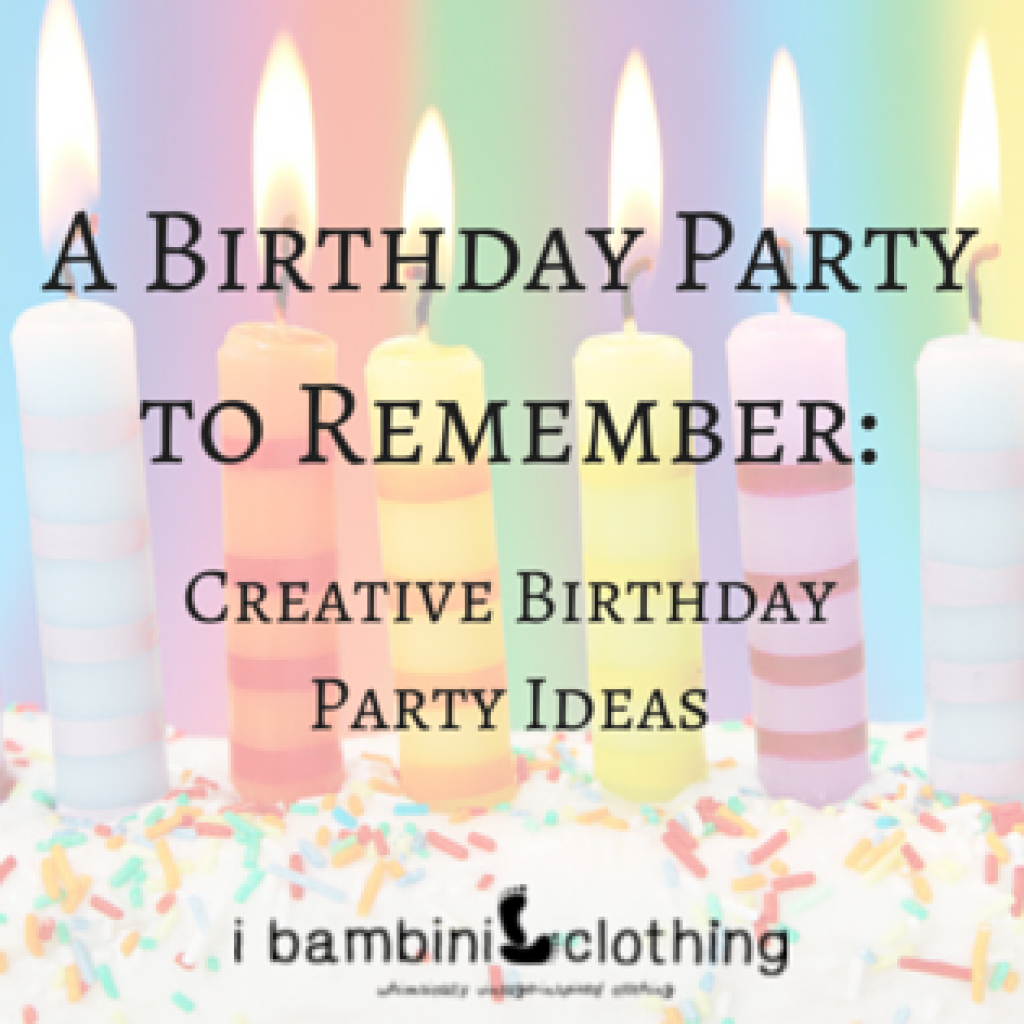 A Birthday Party to Remember- (2)