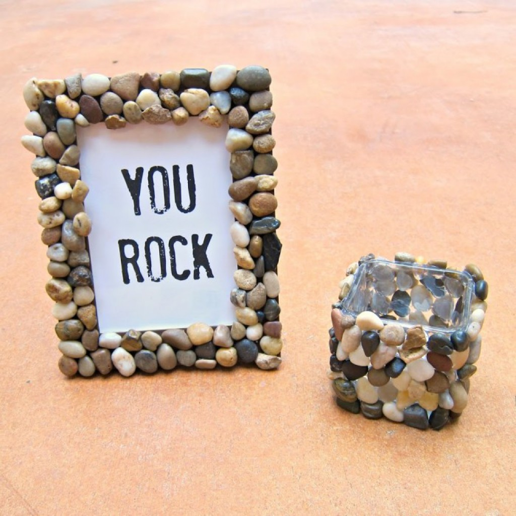 Personalized Rock Frame