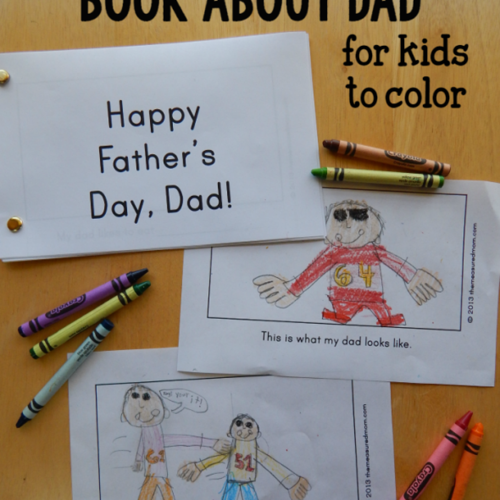 Book About Dad
