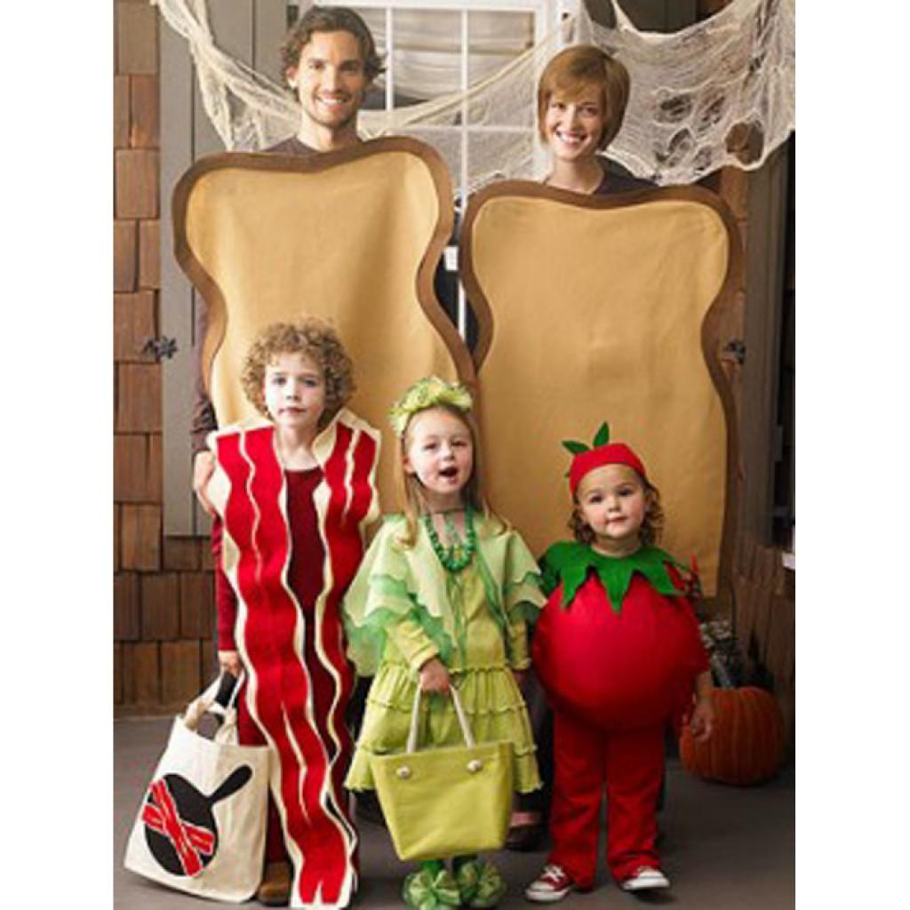 15 creative family halloween costumes - i bambini clothing - a