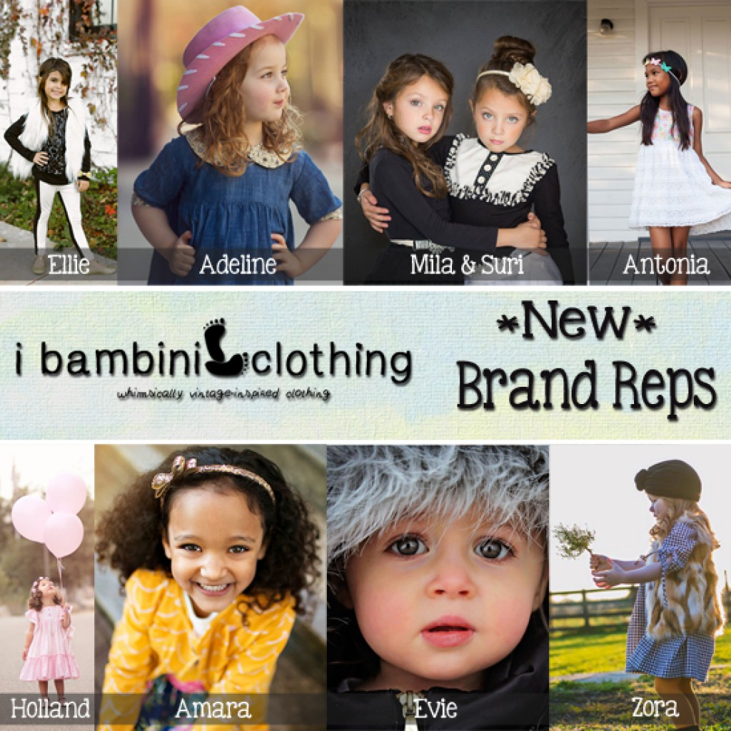 2016 Brand Reps